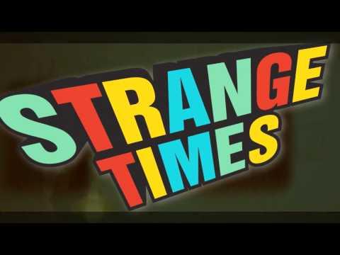 AJ - Tom Delonge's 'Strange Times' In TV Development