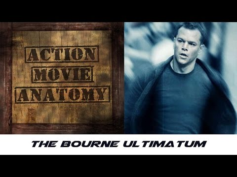 The Bourne Ultimatum (2007) Review | Action Movie Anatomy