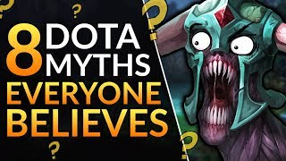 Pro Coach DESTROYS 8 Dota Myths EVERYONE Believes Tips and Mistakes you MUST KNOW Dota 2 Guide