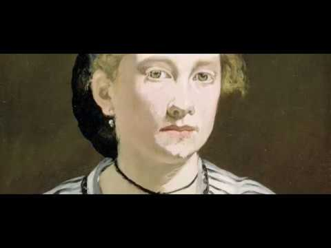 Manet: A Visual Analysis of the 'Gaze'