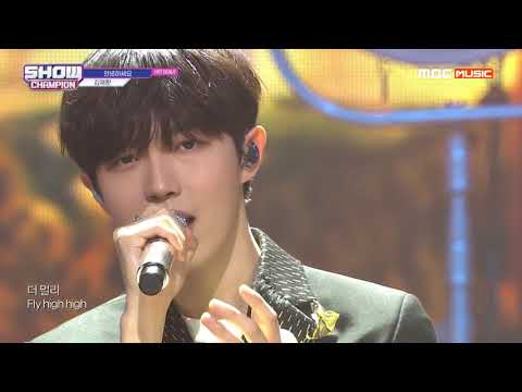 Show Champion EP.318 KIM JAE HWAN  - Begin Again