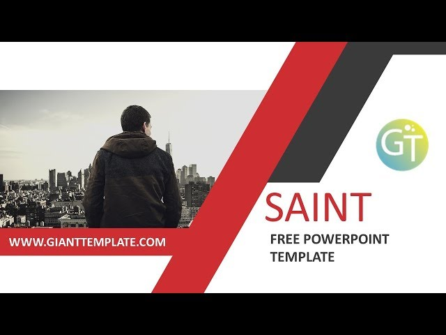 Clean Powerpoint Templates Free Download 20 Slide Ready Free