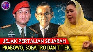 Menyingkap Jejak Pertalian Sejarah Prabowo, Soemitro dan Titiek Soeharto