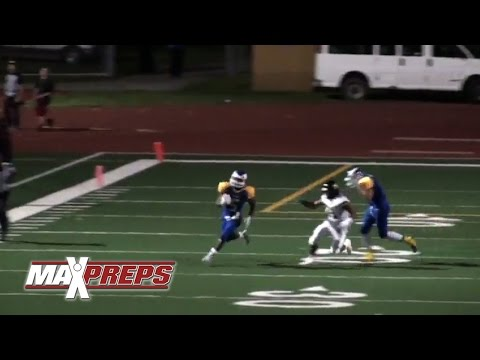 Calvin Strong Huge TD (South Dakota Commit) - #MPTopPlay