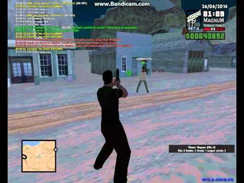 Magnum @ Paintball - B-Zone RPG
