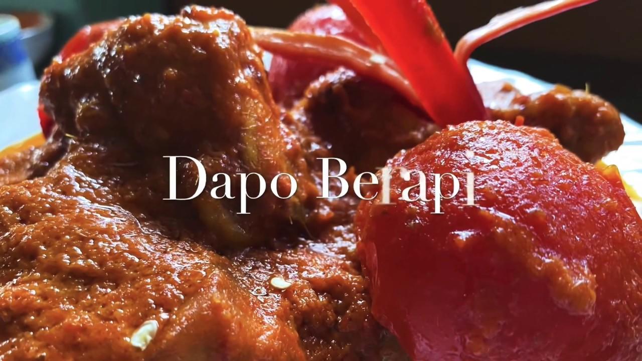 resepi ayam masak merah mudah  sedap youtube Resepi Tulang Ayam Masak Kicap Enak dan Mudah