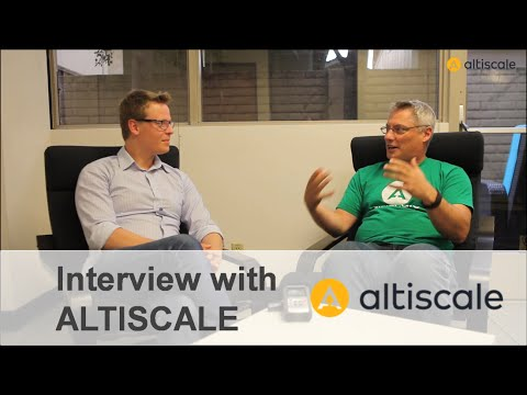 Altiscale | Interview with its Founder & CEO - Raymie Stata