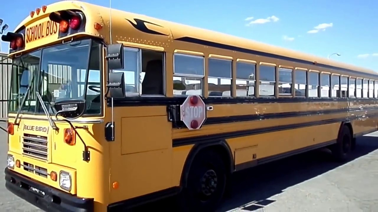 Used Bus For Sale - 1999 Blue Bird TC2000 Front Engine School Bus B82418