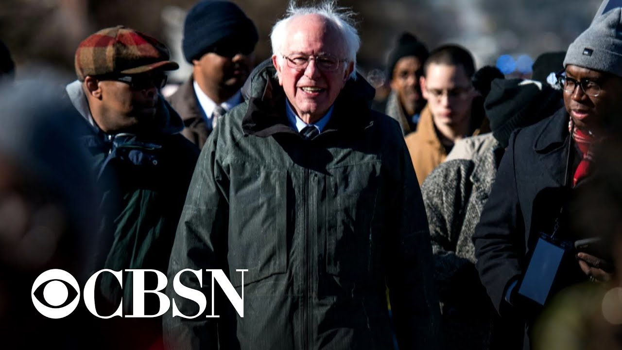 "Bernie Sanders: It Is Time For The American People To Tell This President ""He ..."
