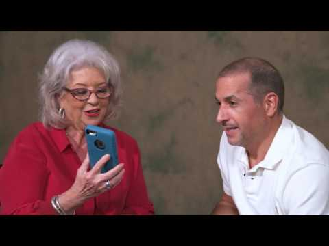 What's Cooking with Paula Deen? Bobby Deen stops by