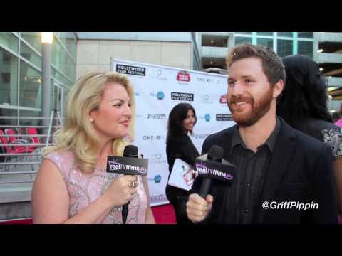 Griff Pippin, Jacelyn Holmes, Comedy at the Hollywood Film Festival