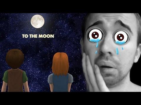 (18+) To The Moon #1 - Самая Трогательная История!