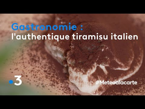 gastronomie-:-l'authentique-tiramisu-italien---météo-à-la-carte
