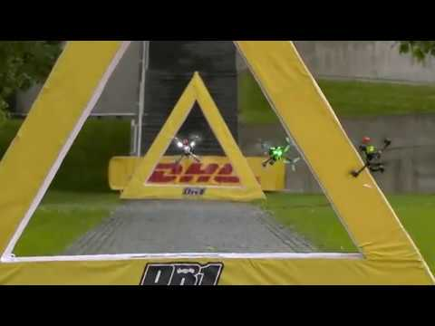 DHL DR1 Champions Series: DHL Post Tower