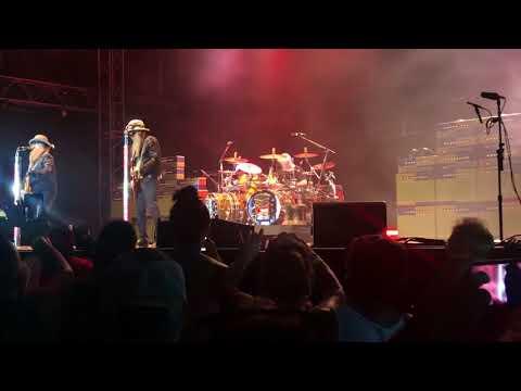 "ZZ Top ""Sharp Dressed Man"" @ Va Beach American Music Festival 9/2/18"