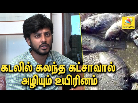 Interview with an Environmentalist  | Ennore Port oil spill spreads all along Chennai's shoreline