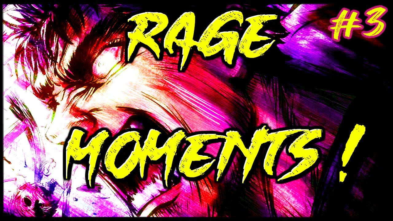 RAGE MOMENTS in Smash Ultimate Compilation # 3