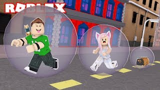 HAMSTER BALLS RACE ? ROBLOX WITH MEL