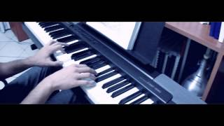 Ellie Goulding - I Know You Care (piano cover by @andrixbest w/ chords and tutorial)