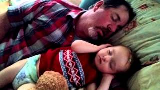 Snoring to sleep