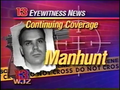 Joby Palczynski 2000 Manhunt in Baltimore, Maryland - Local News coverage