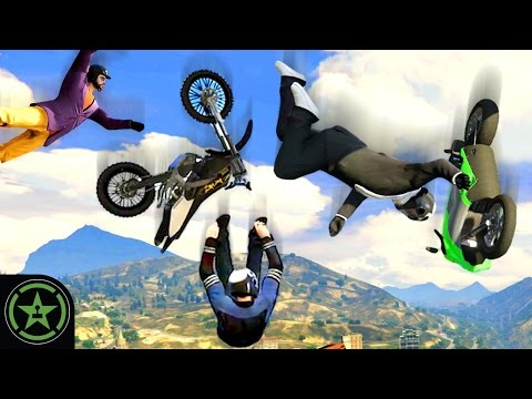 Let's Play: GTA V - Cloud Down