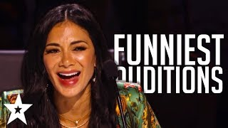 FUNNIEST Auditions On Australia