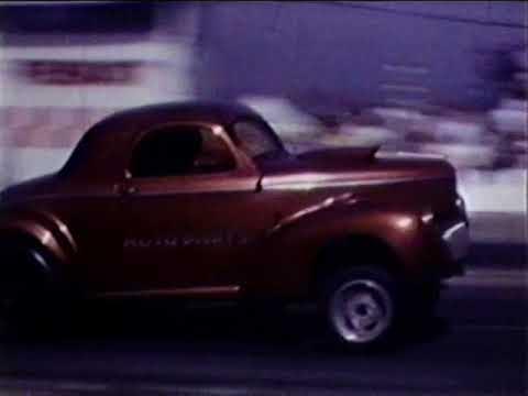 Fremont Drag Races - Vintage