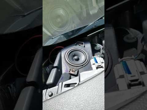 Installing New Memphis Audio PRX27 2.75 COAXIAL SPEAKERS