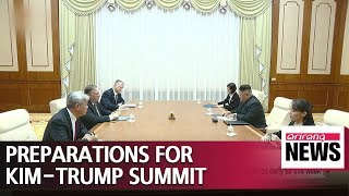 North Korea, U.S. discussing details for second Kim-Trump summit: Pompeo