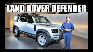 Land Rover Defender 2020 - Tough Lifestyle (ENG) - World Premiere