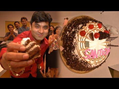 Exclusive: Santosh Juvekar Celebrates Birthday with Rajshri Marathi | Assa Sasar Surekh Bai