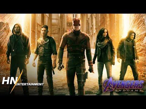 MARVEL Explains Why The Defenders Were NOT In Avengers Endgame