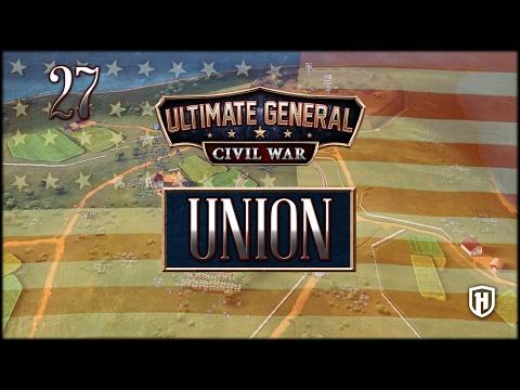 Mile Long Battle at Chancellorsville! | Union Campaign #27 - Ultimate General: Civil War