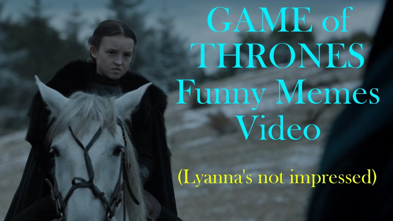 Funny Meme Game Of Thrones : Game of thrones season funny memes
