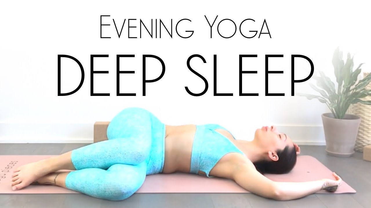 10 Minute Evening Yoga for Better Sleep