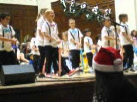 Jace dance 2012 Xmas Program