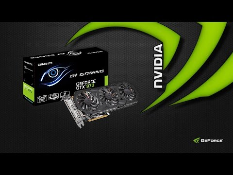 GIGABYTE GeForce GTX 970 G1 Gaming - Первые Впечатления и Тестирование Производительности