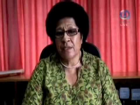 Fiji Television (follow-up) Coverage of 6th Asian and the Pacific Population Conference (APPC)
