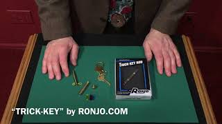 Trick-Key - Magic from Ronjo.com