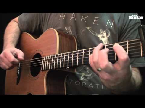 Guitar Lesson: Learn how to play José González - Heartbeats