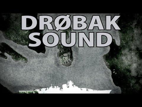 The Battle of Drøbak Sound 1940
