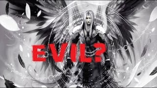 Was Sephiroth REALLY Evil? (Final Fantasy VII Analysis)