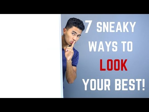 7 Sneaky Ways to Make Yourself Attractive ……for FREE