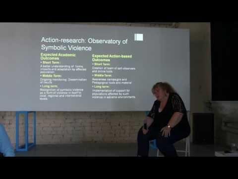 Brigitte Piquard (Oxford Brookes University, UK) - Observing Symbolic Violence