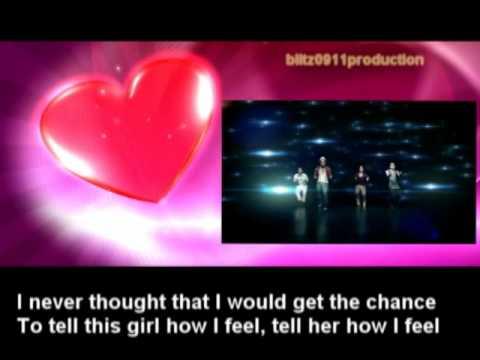JLS One Shot Official Video with Lyrics.wmv