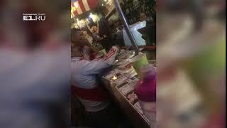 Перуанец рыдает в Американке