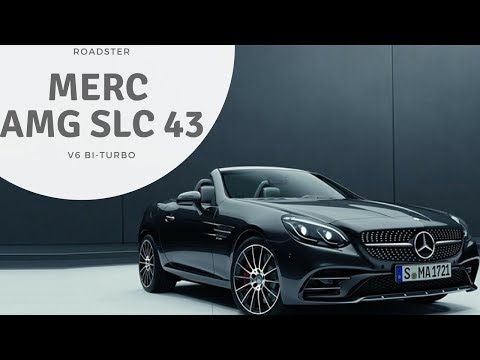 Mercedes AMG SLC 43 | Exhaust Note