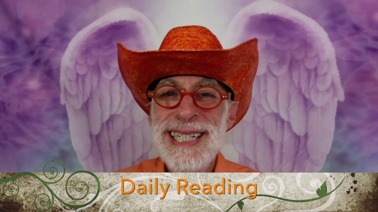 Angel Joy Card Reading Monday Aug 27 Episode #5
