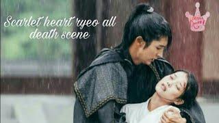 Moon lovers Scarlet heart ryeo all death scenes